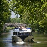 Le Boat Canal du Midi France May 2012